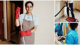 Indian Weekly Cleaning Routine||Smart Ways To Clean The House