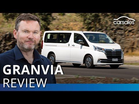 2019 Toyota Granvia Review | Carsales