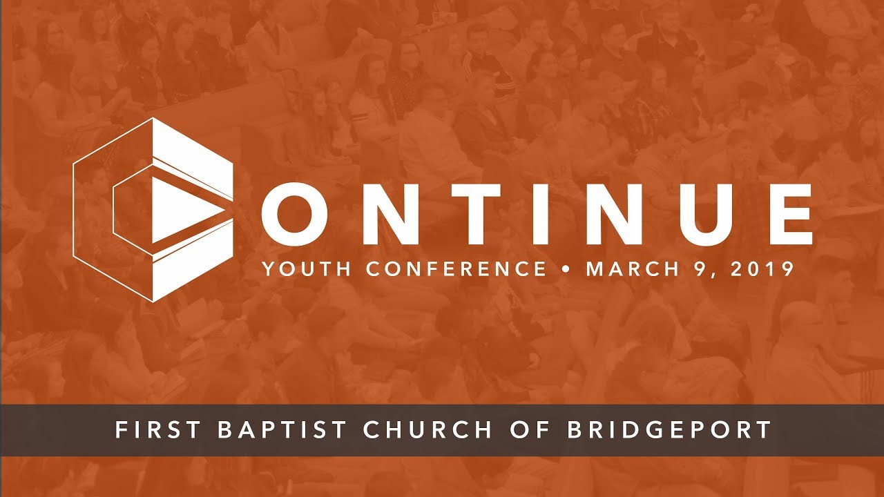 Youth Conference 2019 Recap