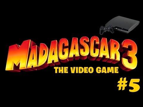 Мадагаскар 3 прохождение игры на русском