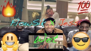 [MV] Flowsik(플로우식) x Jessi(제시) Wet(젖어'S) REACTION VIDEO!! - Stafaband