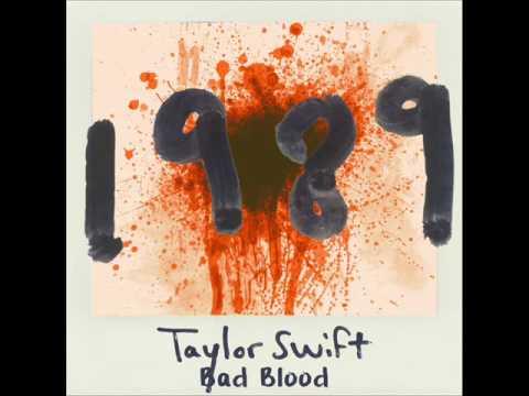 Taylor Swift - Bad blood (instrumental