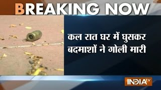 BJP Minority Leader Ilyas Khan Pathan and His Son Shot Dead in Gujarat - India TV