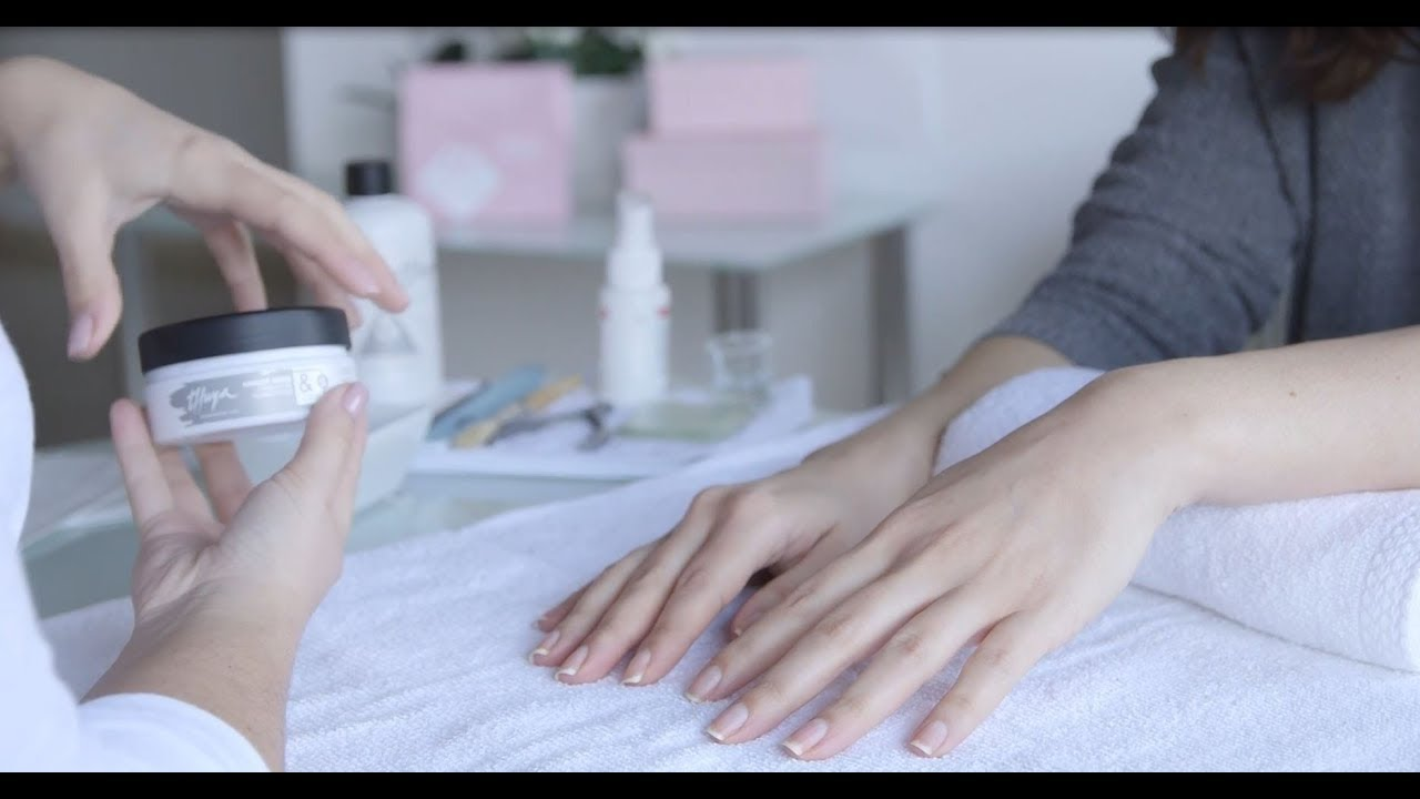 Hands Antiaging Treatment Step By Step Tutorial Youtube