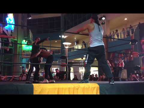Michael Jackson Vs Drake (Santana Jackson Vs Jorel Nelson) | Highlights | Future Stars Of Wrestling