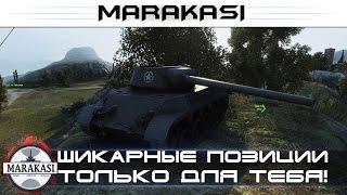 Шикарные позиции, сделаны специально для тебя! World of Tanks