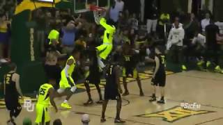 Baylor Basketball (M): Highlights vs. Oregon