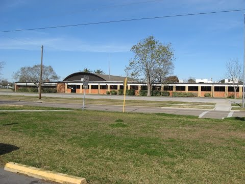The Last Days of the old Webster McWhirter Elementary School.