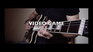 Lana Del Rey - Video Games ( Cover ) by Dolph Chrestano