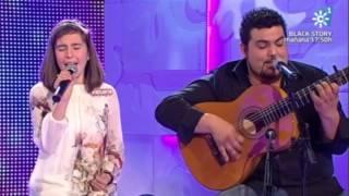 20140314 José Ortega Victoria Un ramito de violetas Menuda noche
