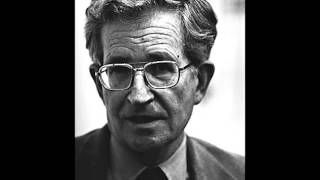 Noam Chomsky - Is there Intelligent Life on Earth - Audio only