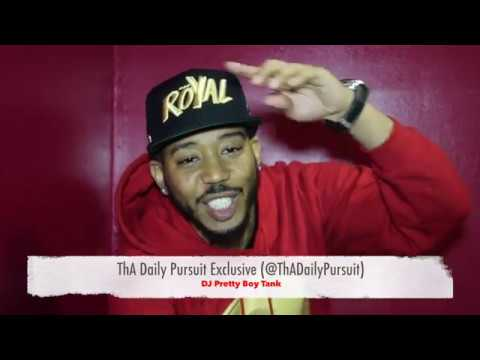 DJ Pretty Boy Tank interview with ThA Daily Pursuit