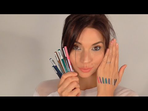 Contour Clubbing Waterproof Pencils & Liners (Loving Green)