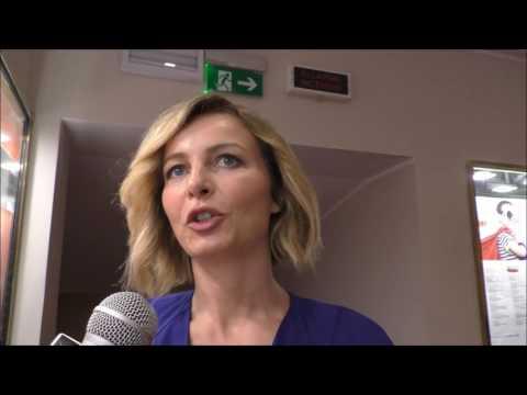 Videointervista a Violante Placido in Sogno di una notte di mezza estate, su SpettacoloMania.it