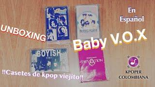 Unboxing - Baby V.O.X (베이비복스) Casetes Viejitos de Kpop | En …