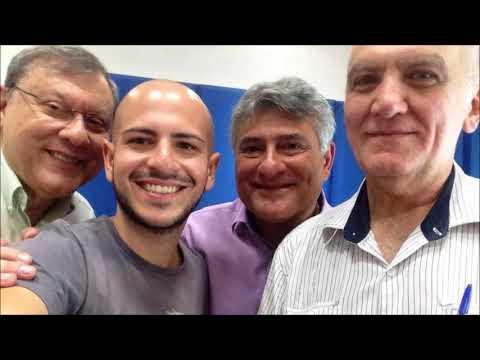 """Cléber Machado no """"Domingo Esportivo Bandeirantes"""" (14/01/2018)"""