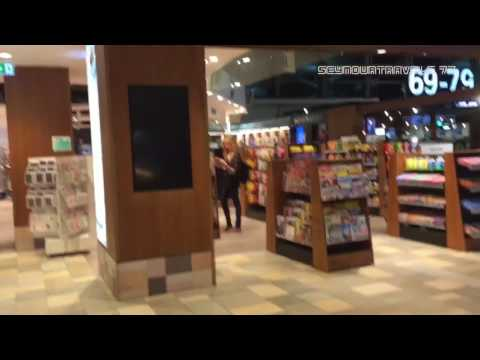 Brisbane International Airport Tour June 2017