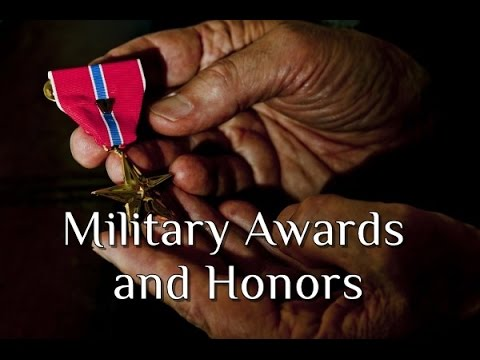 Veterans Day: Military Awards and Honors