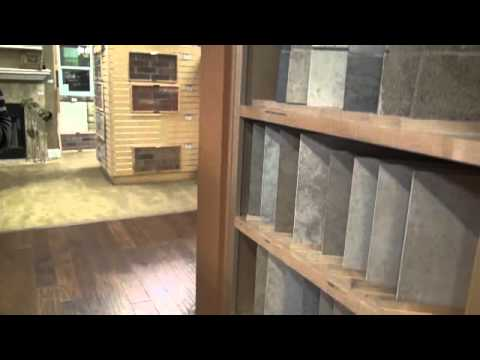KB Home Design Center Austin Tile Selections - YouTube