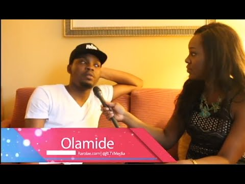 Olamide YBNL Talks With RLTV