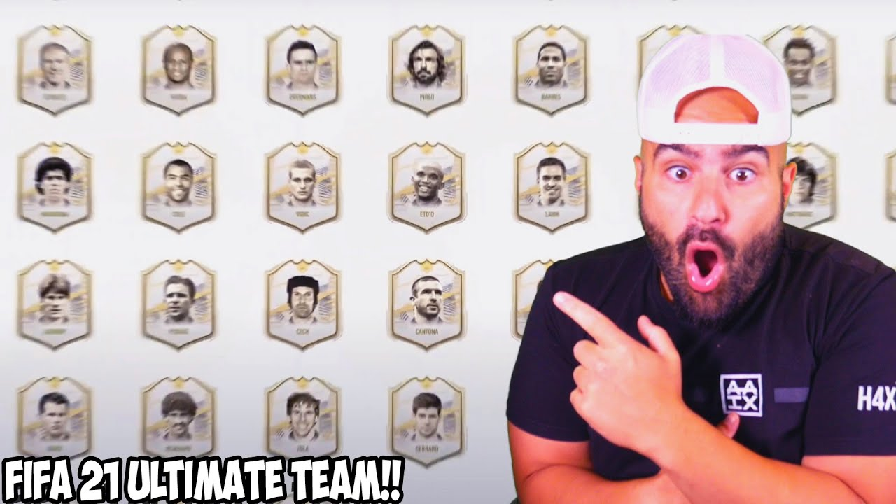 FIFA 21 Ultimate Team Official Trailer! (MY REACTION)