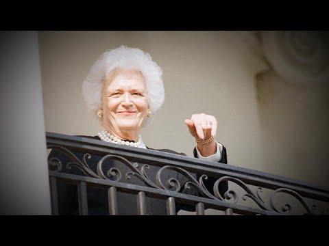 Barbara Bush in failing health
