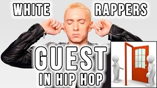 Black Dot - Eminem & White Rappers Guests in House of Hip-Hop? Neutralisation of Black Culture