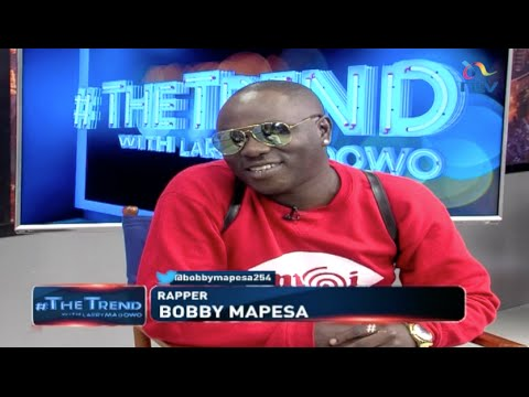 #theTrend: Is Bobby Mapesa saved? Not quite, he says