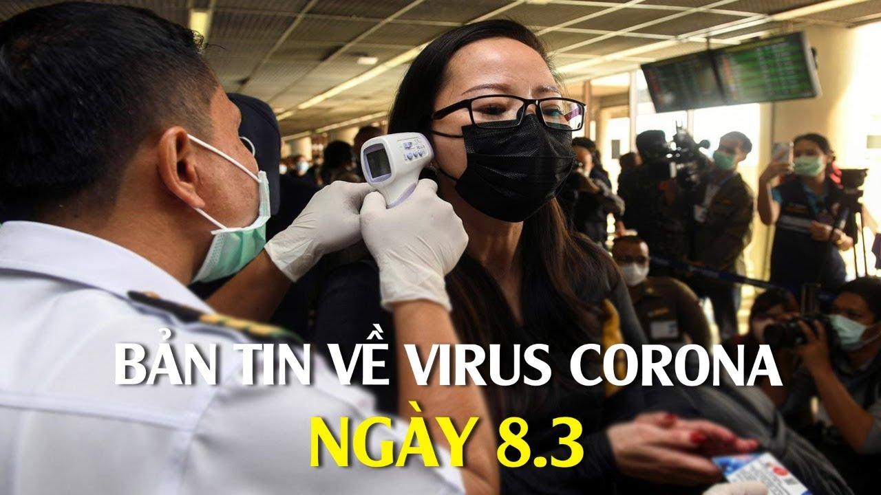 Xác định nhiều ca nhiễm liên quan đến bệnh nhân số 17 I Bản tin về virus corona ngày 8.3.2020