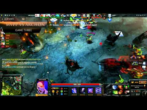Dota 2 The International 2015 - Wild Card - Stream A