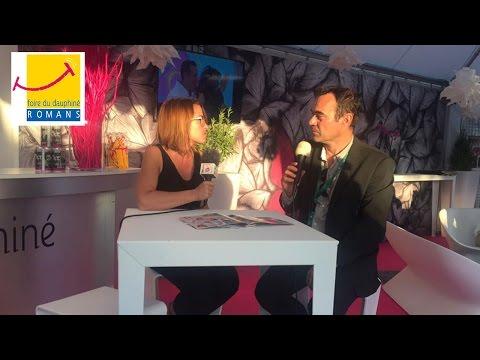 Interview d'Emmanuelle ANDRE par Patrice CAILLET à la Foire du Dauphiné