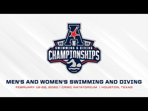 2020 American Swimming & Diving Championship Day 1 - Evening