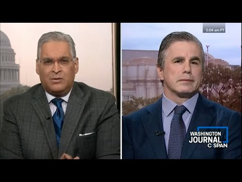 Tom Fitton on C-SPAN: Illicit Targeting of Trump by Obama FBI, Voter Fraud, & MORE!