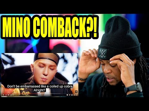 MINO(송민호) - '아낙네 (FIANCÉ)' M/V | Comeback Reaction!!!