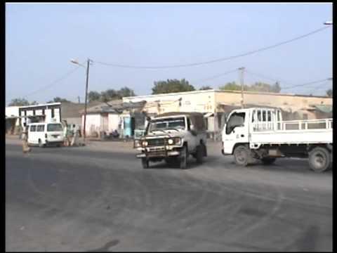 djibouti l'heur du khat les rue sont dangereux