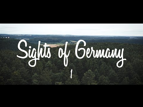 SIGHTS OF GERMANY | PART 1 | CINEMATIC