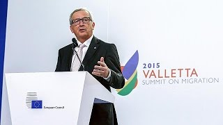 Malta migrant summit: EU leaders unveil Africa fund and debate Turkey deal - europe weekly
