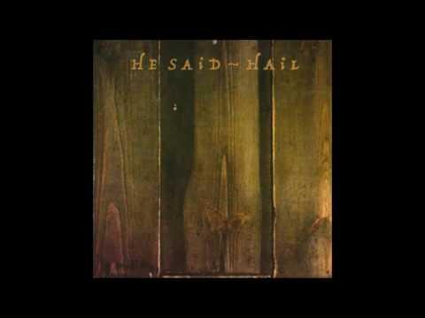 He Said - Pump (1986)