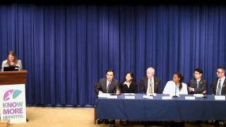 Raising Awareness for Hepatitis: Panel 2