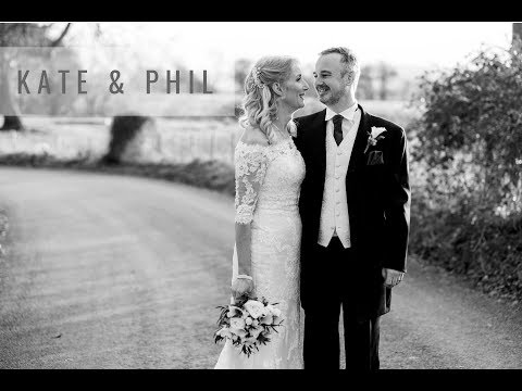 Kate + Phil / The Wroxeter Hotel [Preview]