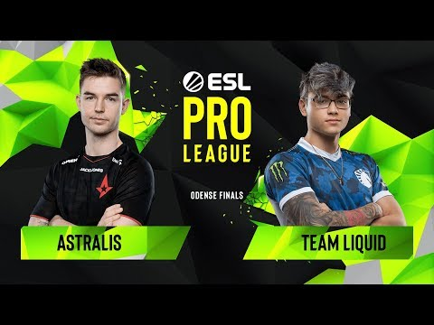 Astralis vs Team Liquid vod