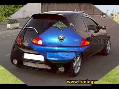 ford ka 97 tuning youtube. Black Bedroom Furniture Sets. Home Design Ideas