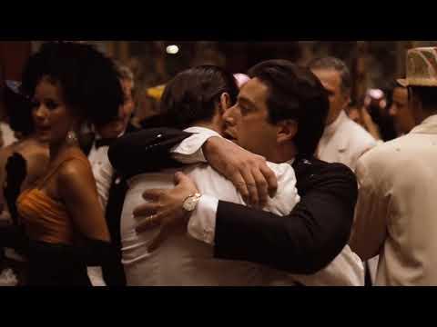 """""""You broke my heart, Fredo"""" Fantástica escena de """"El Padrino, Parte 2"""""""