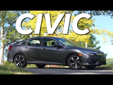 2016 Honda Civic Quick Drive Consumer Reports