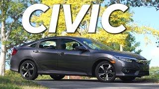 2016 Honda Civic Quick Drive | Consumer Reports