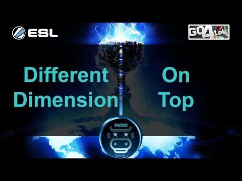 Go4LoL Greece #85 Different Dimension vs On Top