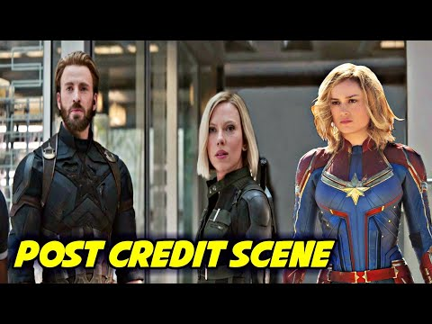 Captain Marvel Post Credit Scene Explained In HINDI | Captain Marvel Ending Explained In HINDI