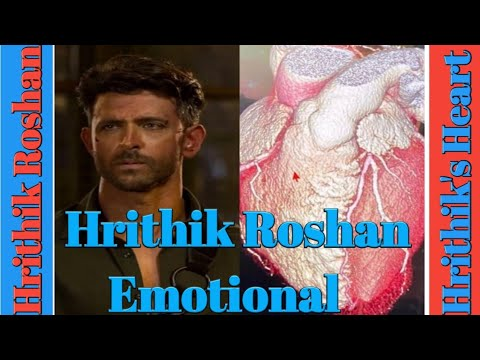 Hrithik Emotional | Hrithik Roshan shares a picture of his heart, shows 'how vulnerable we all are' Mp3