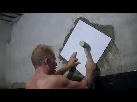 Como Azulejar Uma Cozinha Em Diagonal Em Novo Estilo Parte 2