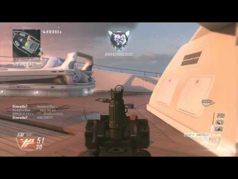 200+ w/Scar-H on Hijacked II DreezY